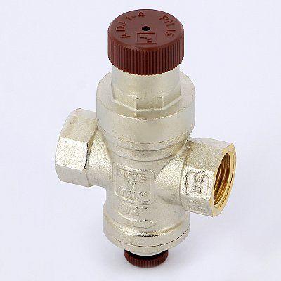 Редуктор давления ITAP 361(Италия) ВВ 1/2' с отверстием под манометр