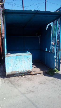 Продам ларек/бытовку/небольшой гараж открытого типа