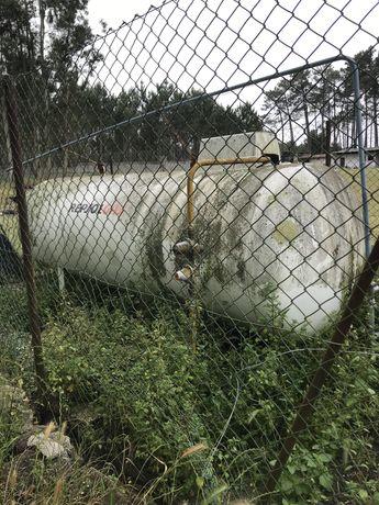 Deposito de gas