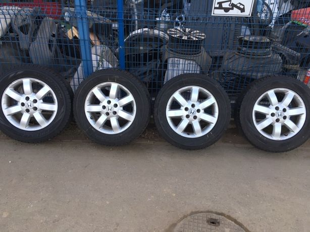 Honda CRV CR-V III 2007- Koła Zima 225/65/17 Opony Pirelli Scorpion