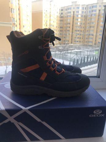 Зимові черевики Geox 36/ Зимние ботинки Geox