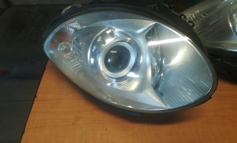 Komplet Lamp Mercedes R Klasa Przód Xenon Skrętny Małoszyce - image 1