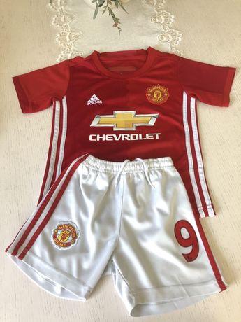 Детская футбольная форма Манчестер Ибрагимович