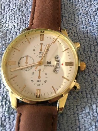 Zegarek nowy na baterie z datownikiem