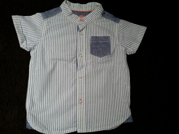 Koszula chłopięca roz 74