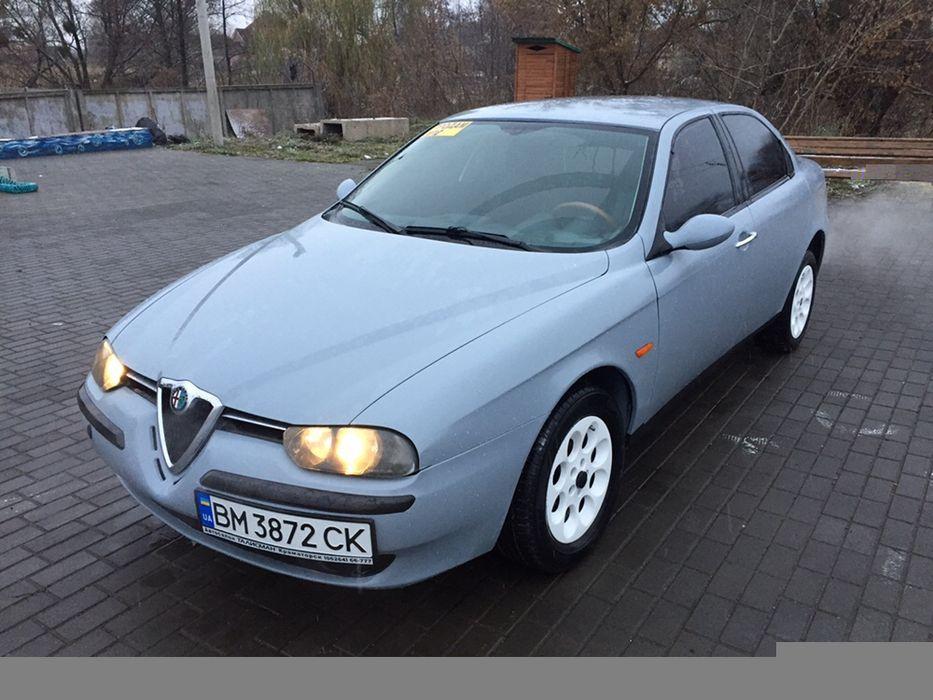Alfa Romeo 156Tvin Spark Ахтырка - изображение 1