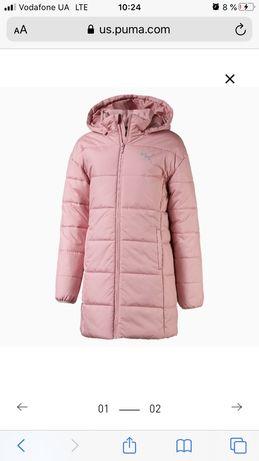 Puma куртка для девочки