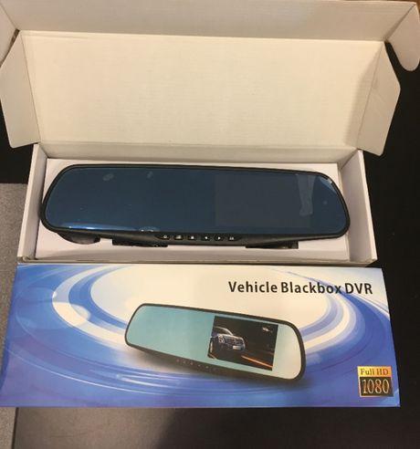 Дзеркало з відеореєстратором 2 камери Vehicle Blackbox DVR Full HD1080