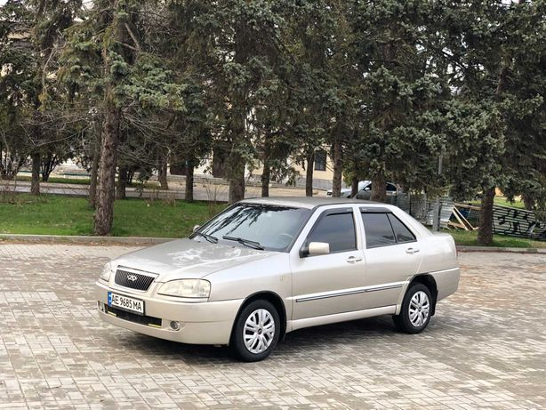 Chery Amulet 2007 A/C ГУР