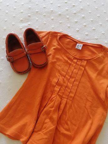 Mocassins Lib (20) e T-shirt Zara (2/3)
