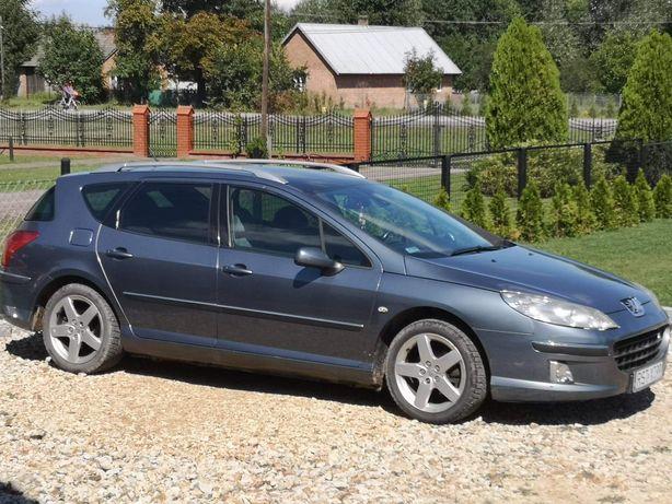 Peugeot 407 SW Diesel 2.0 HDI