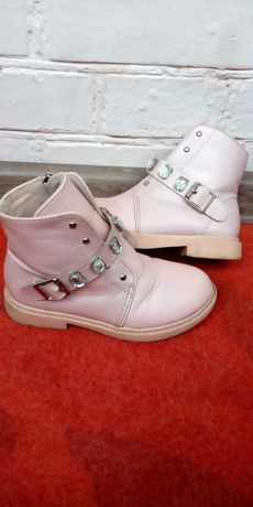 Ботинки с небольшим утеплителем. 18,5 см стелька