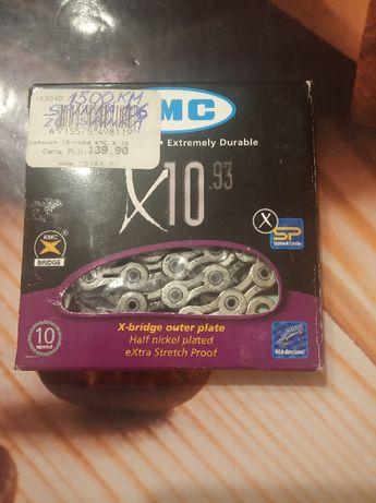 łańcuch pod nowy napęd KMC X10