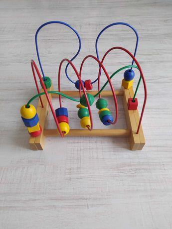 Zabawka Ikea Mula Kolejka.