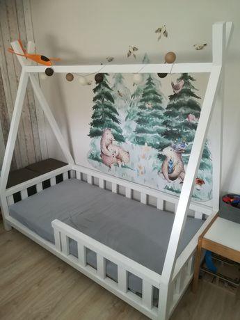 Łóżeczko dziecięce 160x80