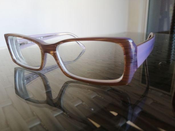Nowe okulary korekcyjne szkła antyrefleks