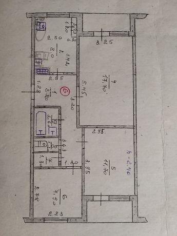 Продам или поменяю квартиру