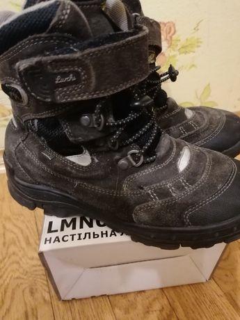 Зимові чоботи 34 розмір, 20, 5 см устілка