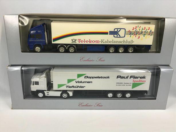 Модель грузовика Iveco , MAN Herpa 1:87
