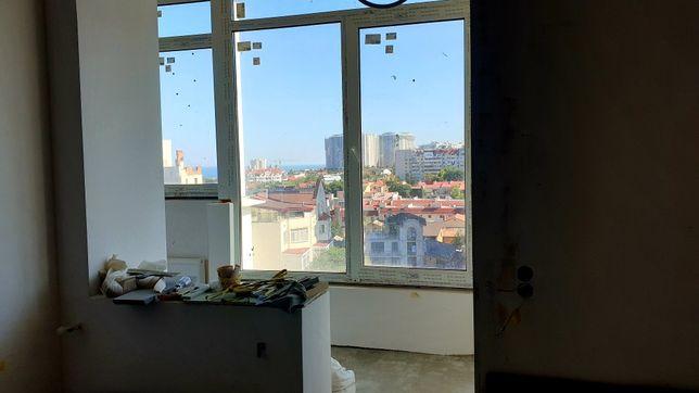 106 кв.м квартира с ремонтом на 70%
