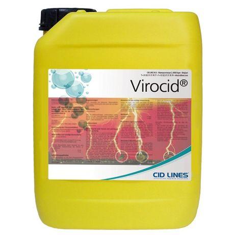 Virocid - do mat dezynfekcyjnych i odkażania budynków inwentarskich 5l