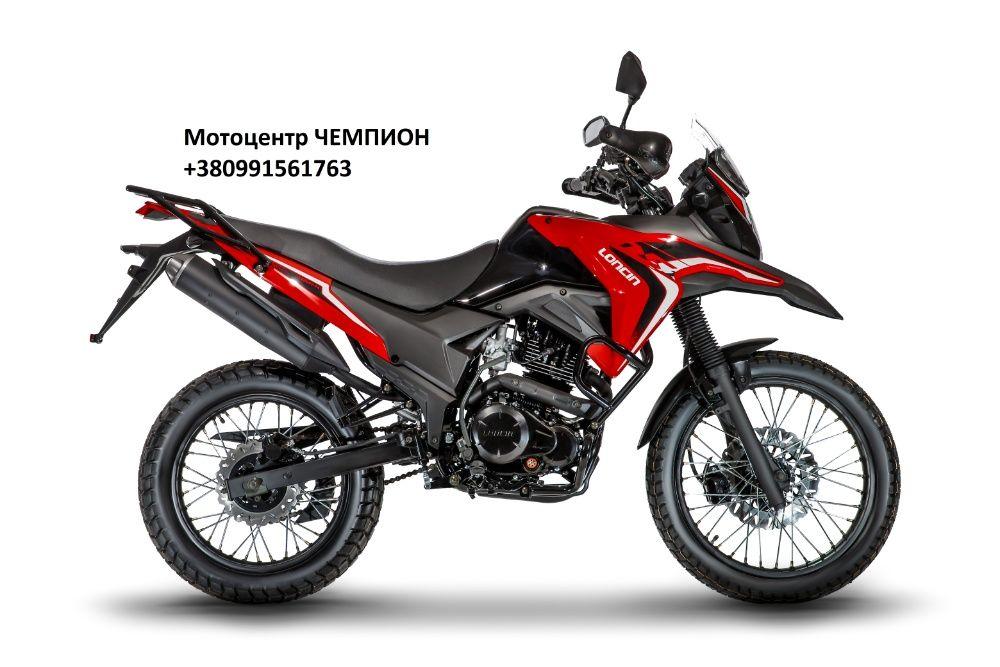 Мотоцикл эндуро LONCIN BMW Pruss LX200GY-7A Акционная цена!!! Шостка - изображение 1