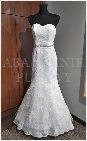 OkAzJa. Nowa suknia ślubna syrenka AMADEA. 34 36 38