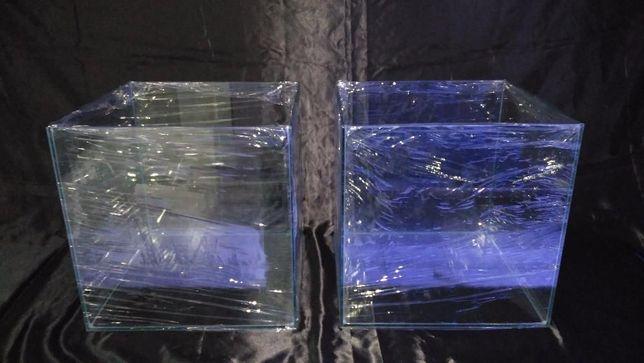 Aquario cubo 40x40x40 em vidro 6mm novo