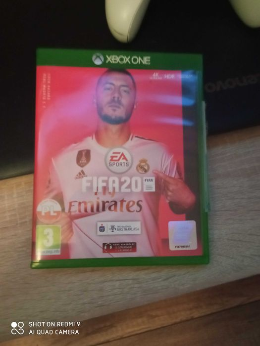 FIFA 2020 Xbox one Kudowa-Zdrój - image 1