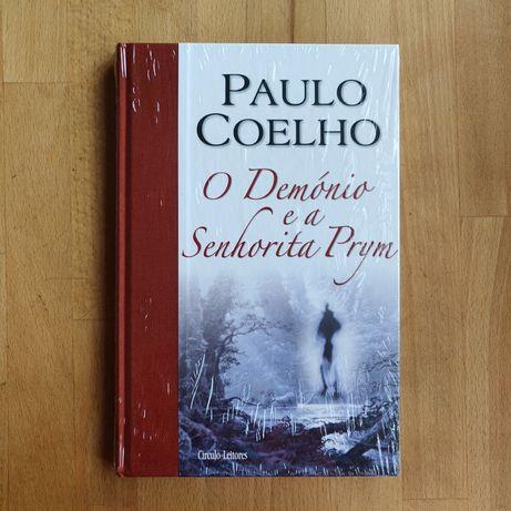 O demónio e a senhorita Prym - Paulo Coelho - NOVO - portes incluídos