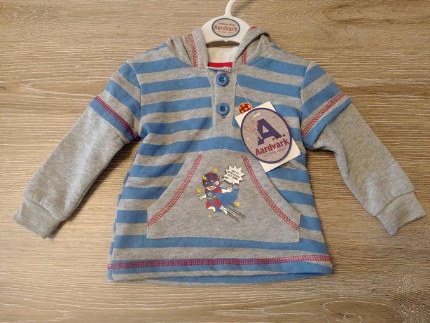Bluza dla chłopca rozmiar 68 Nowa! Metka!