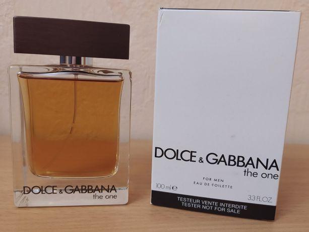 Dolce&Gabbana The One for Men edt 100 мл Тестер Оригинал