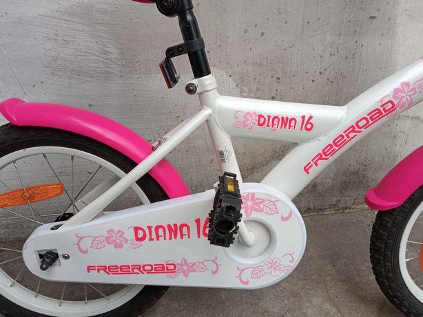 Rower 16 jak nowy