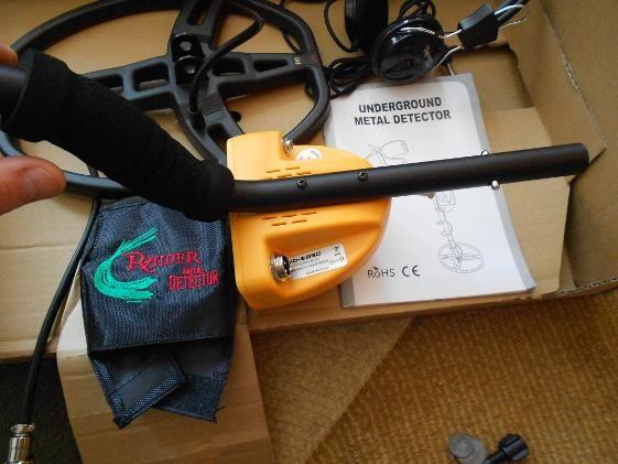 Металошукач MD 6350 металоискатель металдетектор