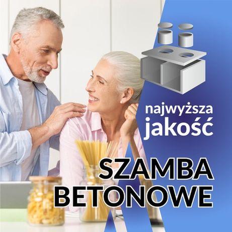 Piwniczka Szambo Betonowe Zbiornik Betonowy Deszczówka Woda Producent