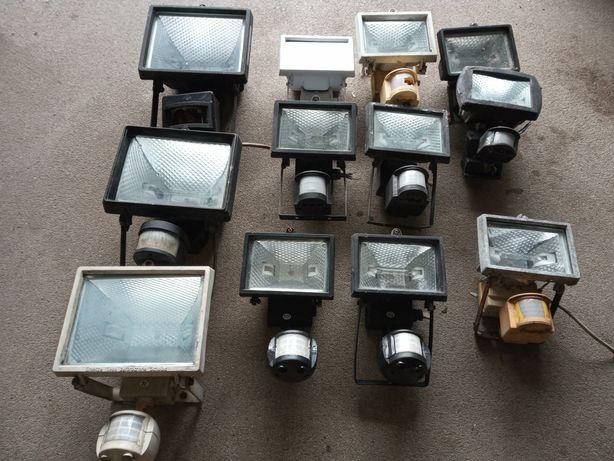Zestaw lamp halogenowych