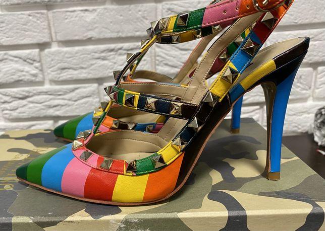 Туфли-босоножки Valentino, 38 размер