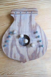 Harfa drzwiowa kolekcjonerska