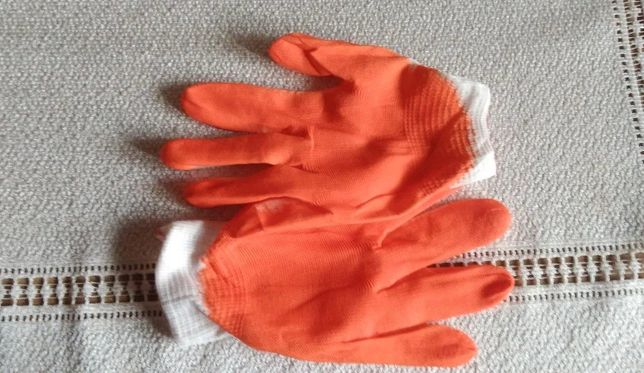 Перчатки рабочие стрейчевые (Вампирки)