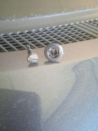 Заклепки для бампера Renault Clio Laguna Megane Espace