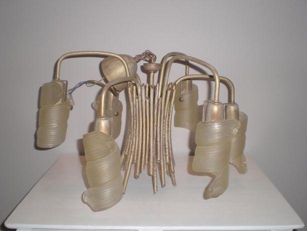 Lampa-żyrandol