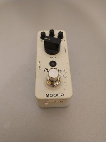 Mooer Pure Boost booster