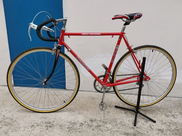 Bicicleta Esmaltina ciclismo estrada