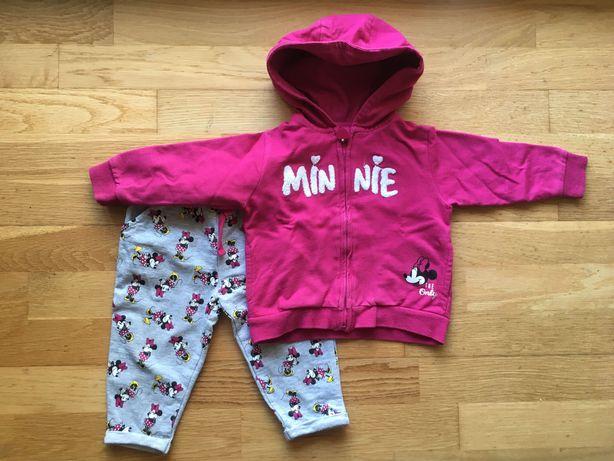 Fato de treino Minnie Disney baby 12-18 meses menina