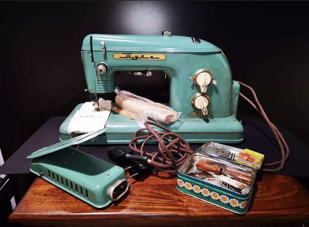 Maszyna do szycia Tuła, 1958r. Modelo 1 Rosja ( pierwszy model)