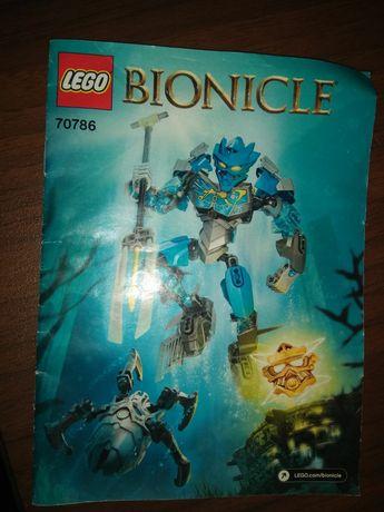 Инструкция Lego Bionicle 70786