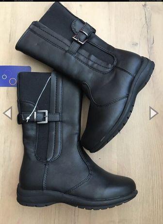 Сапоги ботинки с утеплителем Lupilu р.26,27