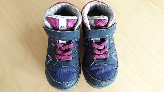 Buty dziecięce wiosenne decathlon rozmiar 25 - 15, cm