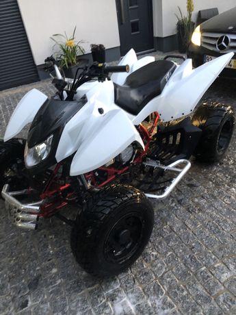 Moto 4 access 450 em bom estado