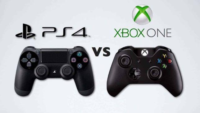 Naprawa Padów PS4 Dulashock 4 Xbox One Playstation 5 PS5 Serwis Konsol